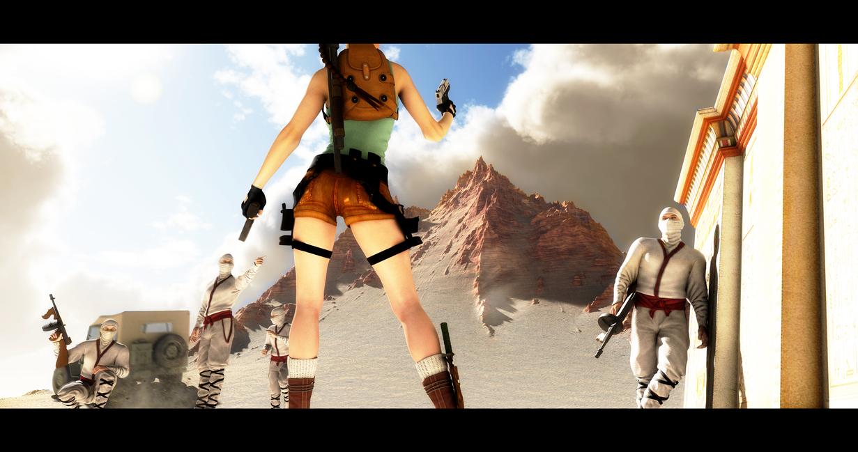 Tomb Raider KV5 by Croft094