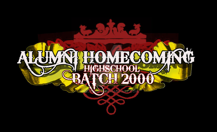 alumni homecoming shirt design by nelyang17 on deviantart