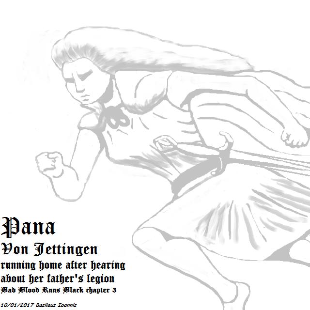 Pana Von Jettingen by BasileusIoannis
