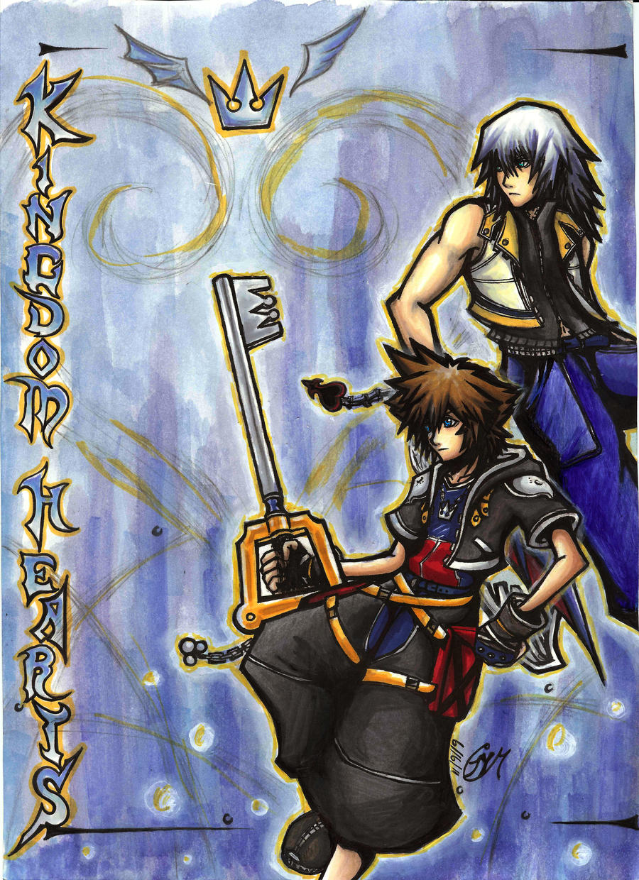 kingdom hearts essay