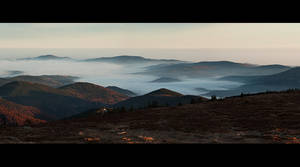 Sea of clouds by naib85