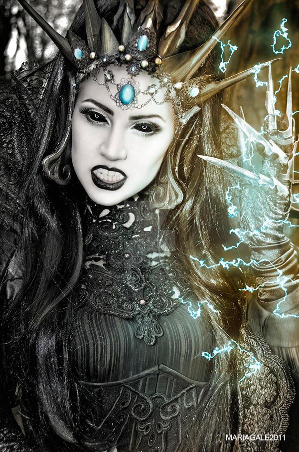 Vampire Queen by sotadecopas