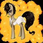Cocktail ponies ~ Pinacolada