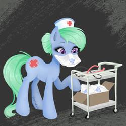 Commission ~ Nurse Tenderheart