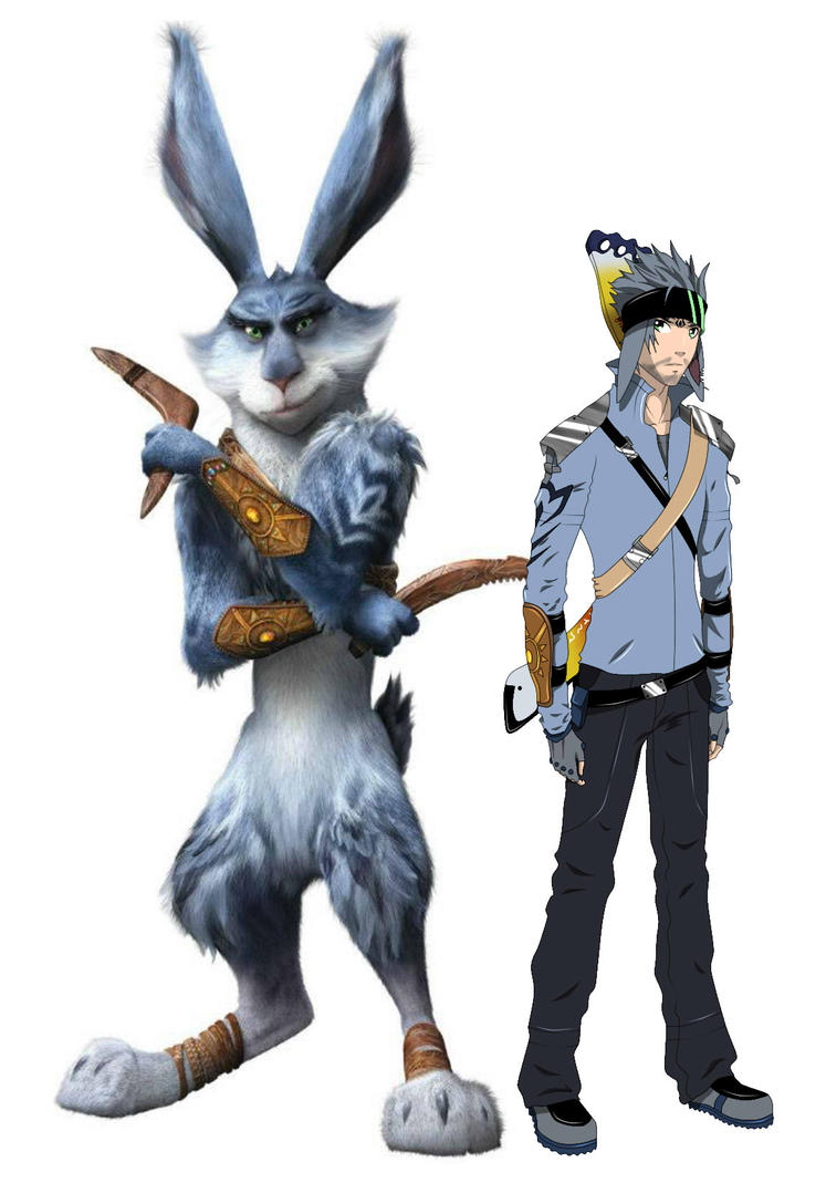 Rise of the Guardians OC] Benjamin by JassyCrazy on DeviantArt for Human Easter Bunny Rise Of The Guardians  183qdu