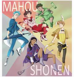 Mahou Shonen: Yuuto Magika