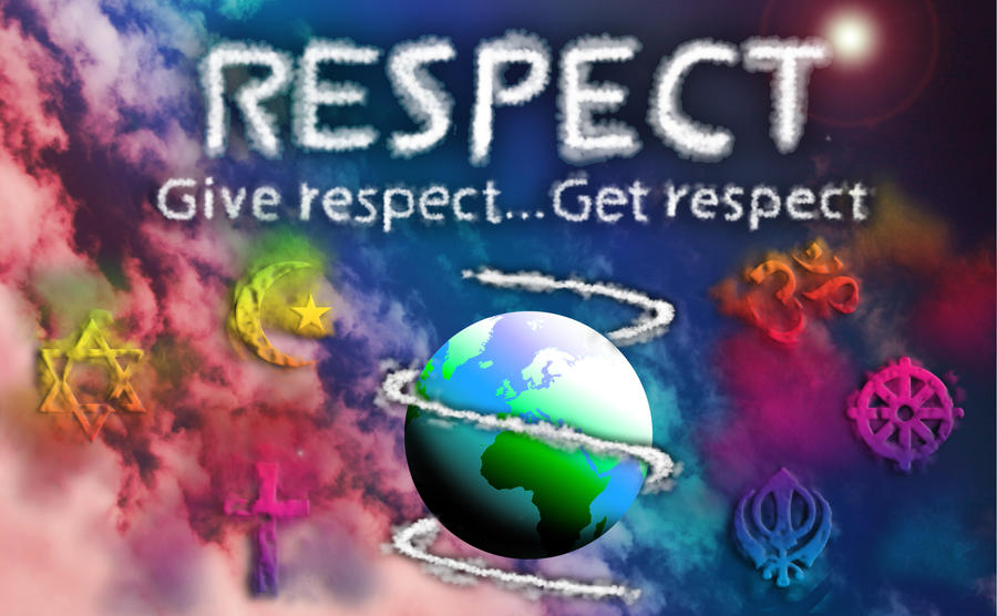 give respect get respect essay Essays - largest database of quality sample essays and research papers on give respect and take respect.