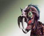 Creepy as a f.. Chiken? by shvau4