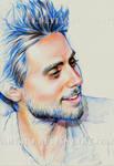 Jared Leto - Mixed Up by shvau4