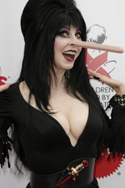 Elvira Nose morph request. by nexus-9