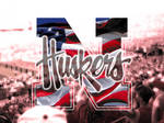 Huskers American Wallpaper