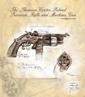 The Patriot Gun by deepskyphoenix