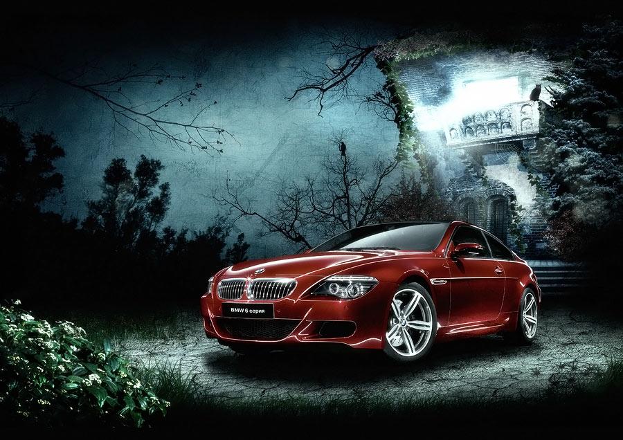 BMW 6series M sport
