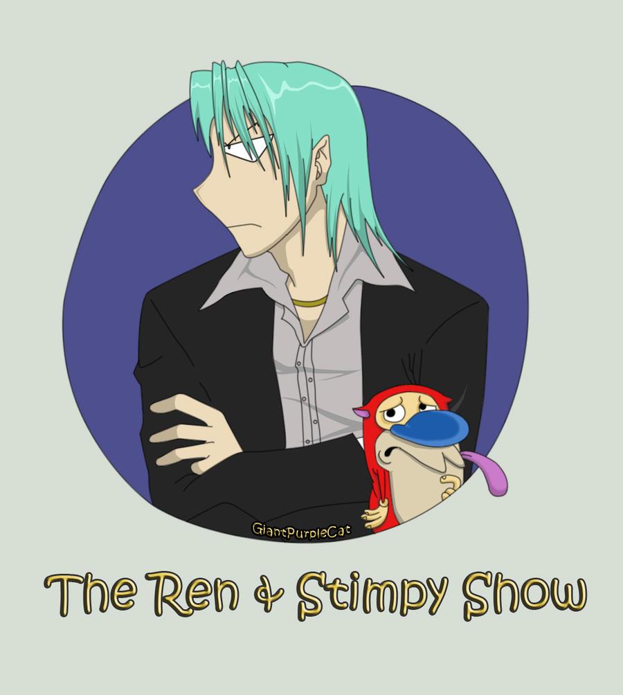the ren and stimpy show by giantpurplecat on deviantart