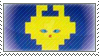 LSD Dream Emulator Stamp by GiantPurpleCat