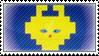 LSD Dream Emulator Stamp by GiantPurpleCat