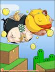 Fanart Friday: P-Ballooned