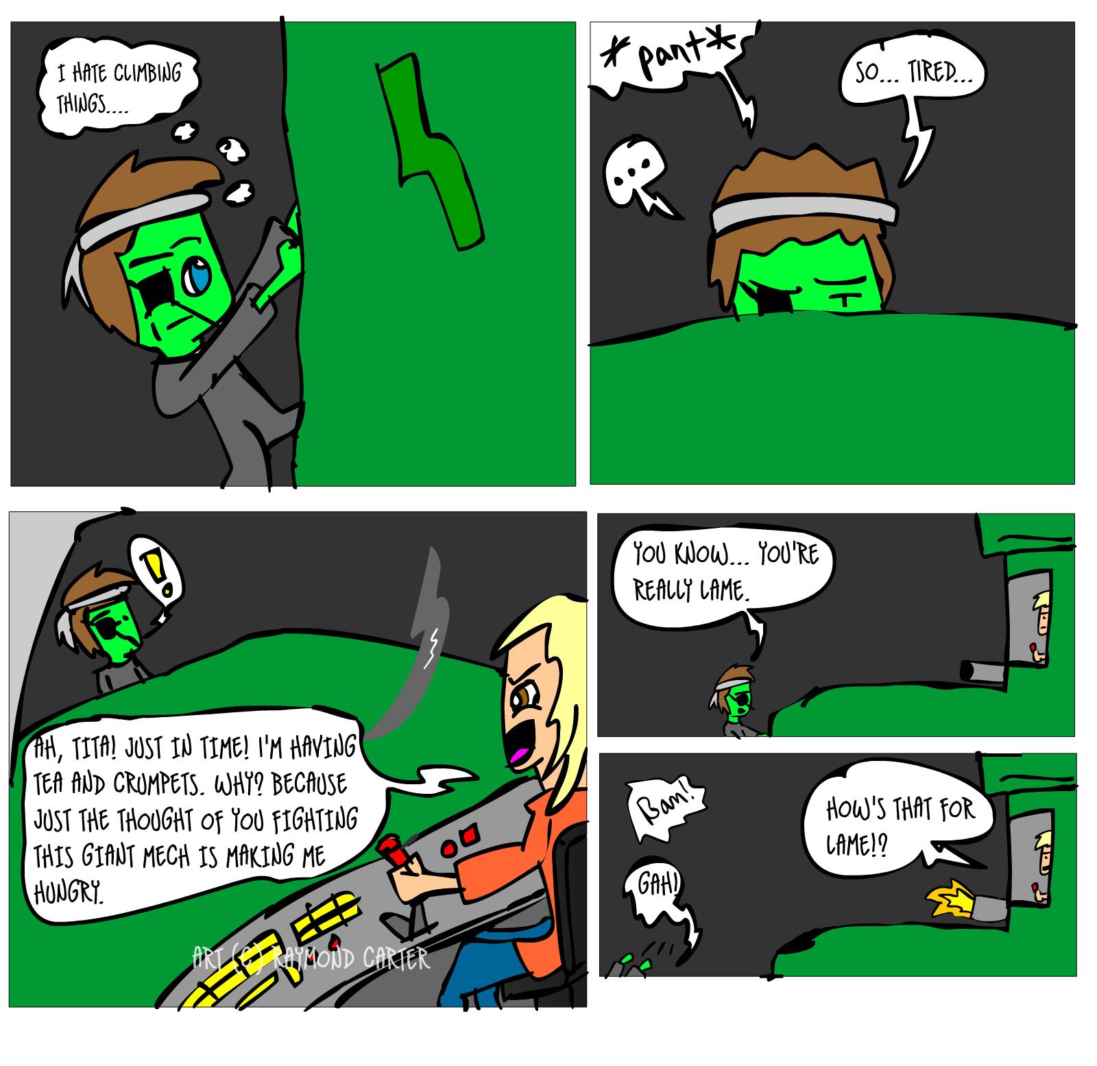 Metal Gear: CM, Pg 15 by CrashFreak