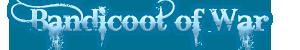 Bandicoot of War Logo by CrashFreak