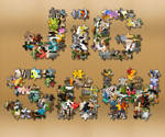 Jigsaw Puzzle 99 for iPhone II