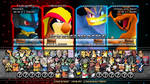 Pokken Tournament Selection Screen (Not Official)