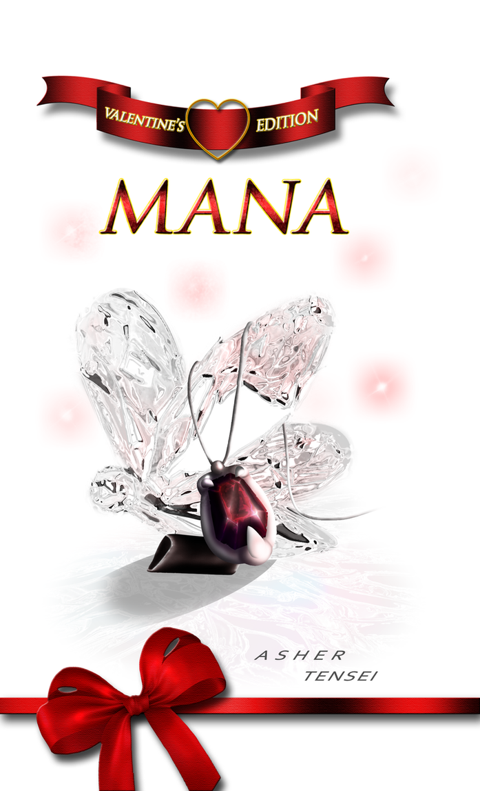 Mana Book Cover Limited Edition by chazolave