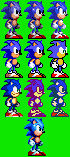 Master System Sonic In Different Style Full