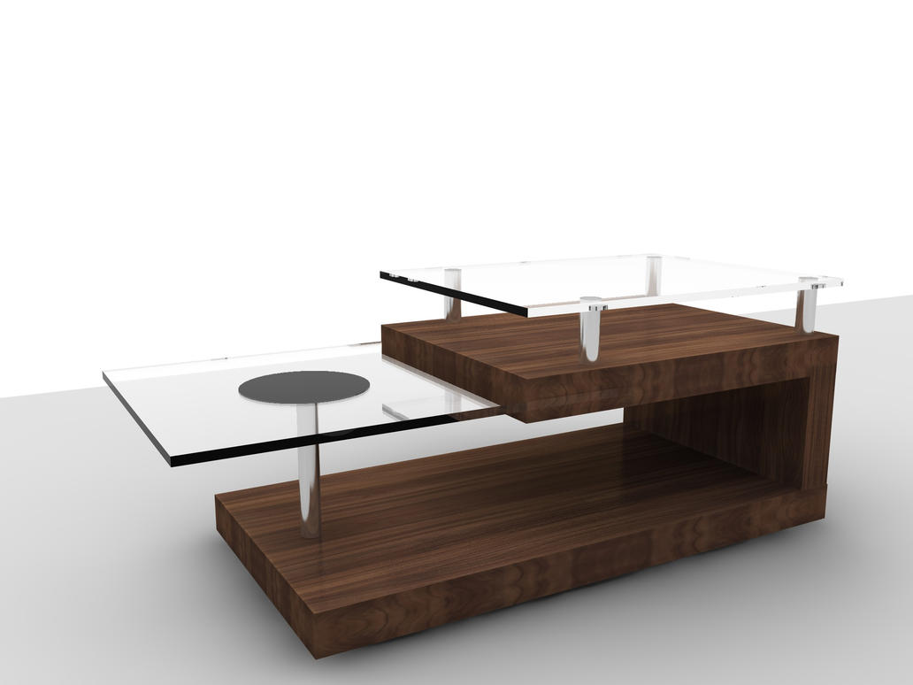 modern coffee table by deosion on deviantart - modern coffee table by deosion