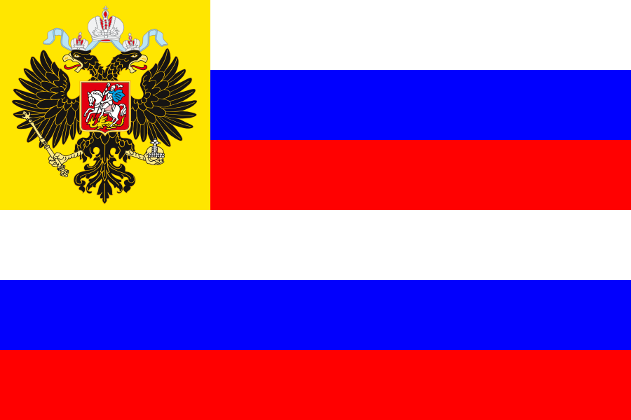 New Russia by Sapiento