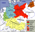 Alternate Post WW2 Germany by Sapiento
