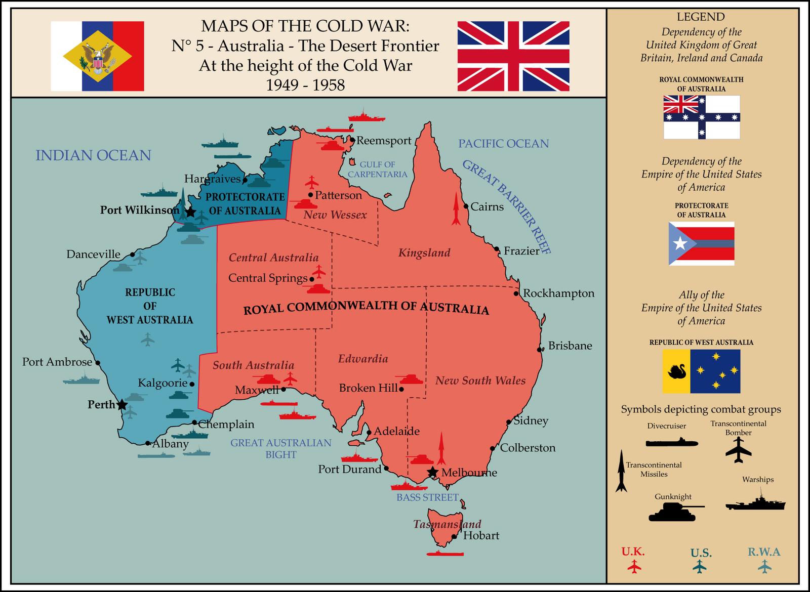 Map Of Australia Vs Uk Derietlandenexposities - Us map north vs south