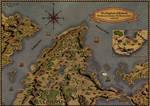 Kingdom of Fontarol - Coloured