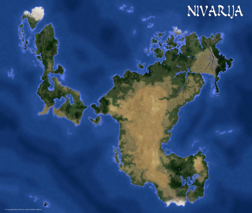 Nivarija by Sapiento