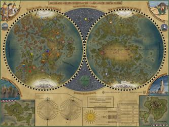World of Maargard by Sapiento