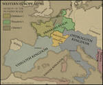 AH - Western Europe AD 511