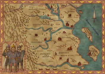 Crysalian Empire by Sapiento