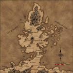 Old style map