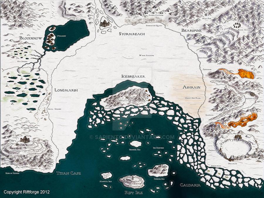 Riftforge - Icecrest Bay