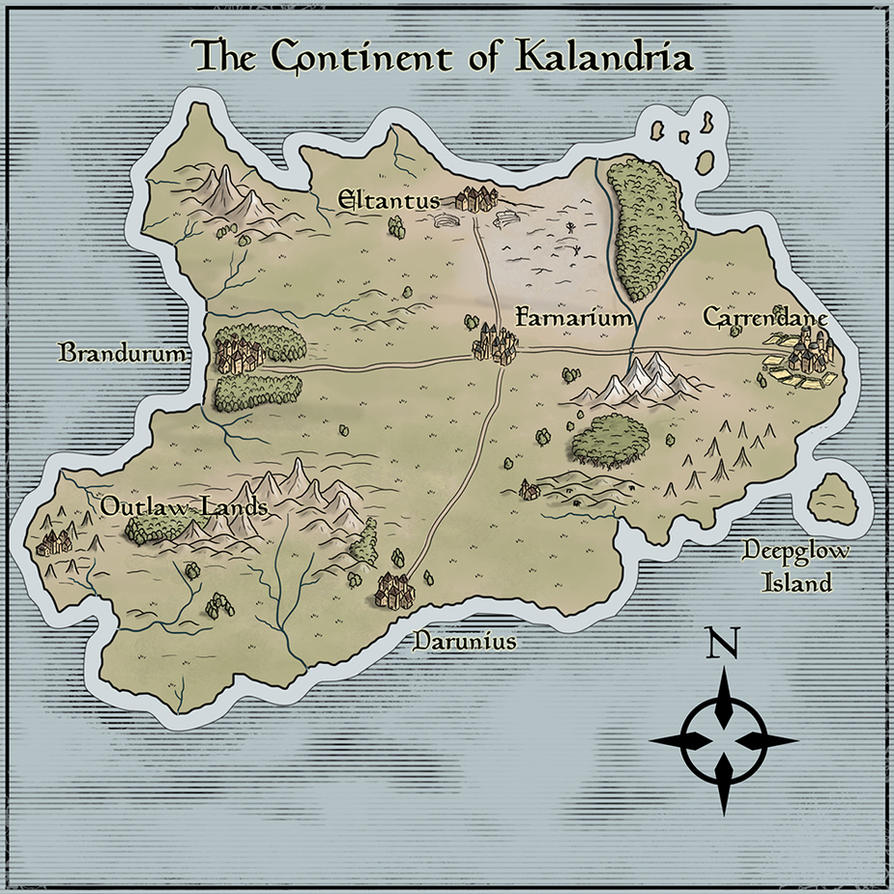 Kalandria by Sapiento
