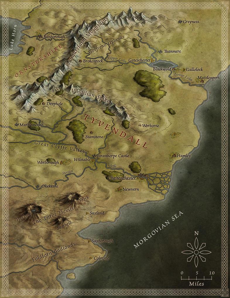 Tyvendall by Sapiento