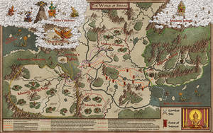 The World of Sinxay by Sapiento