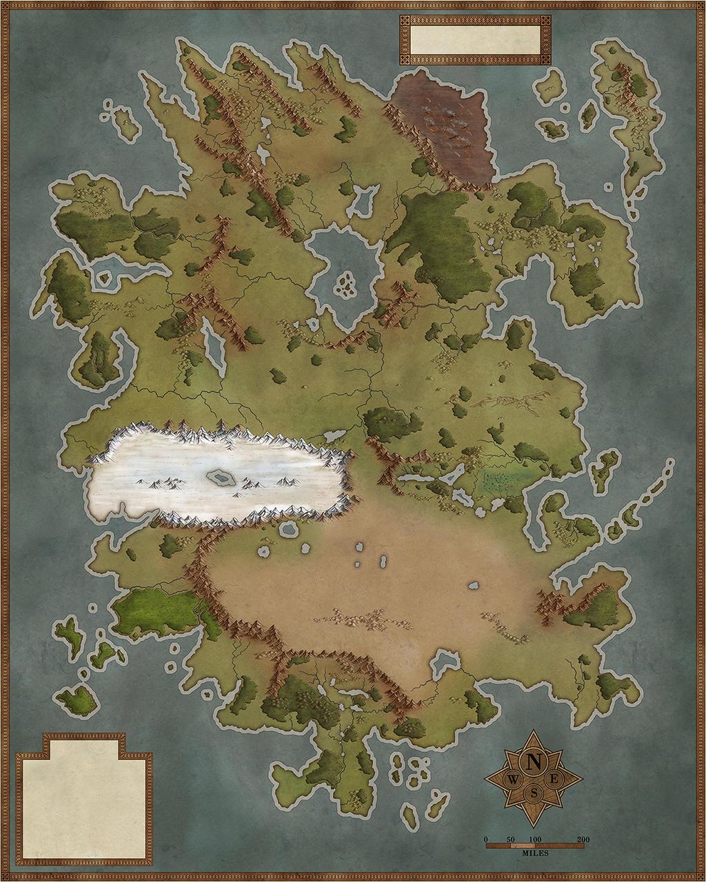 Sapiento's Cartography Area