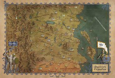 Crysalian Empire - Remake by Sapiento