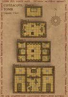 Cotzacotl Tomb by Sapiento