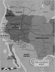 The Ulleran West by Sapiento