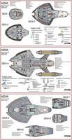 USS Nova Prototype - Fan Version by Sapiento