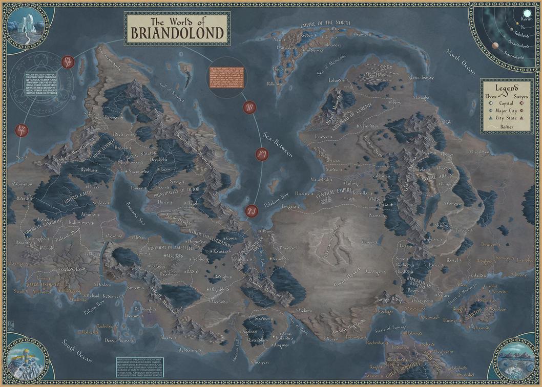Briandolond by Sapiento