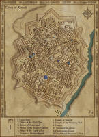 Town of Xinoch by Sapiento