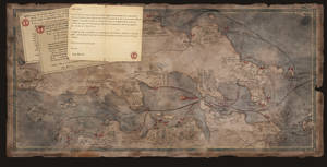 Piltover Map
