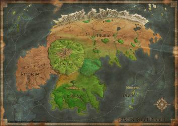 Dragoborne Map